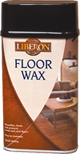 Engineered floor wax