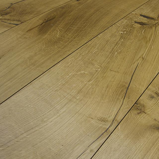 Rustic Grade Oak Flooring